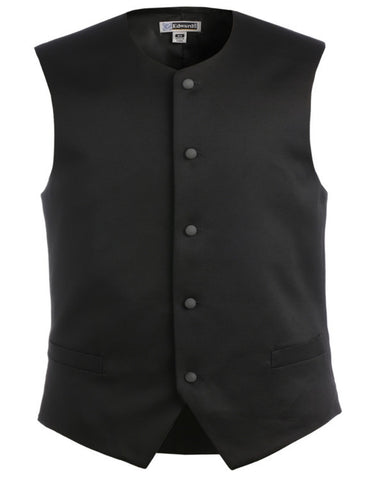 Men's Classic Bistro Vest - Fashion Designz Uniforms