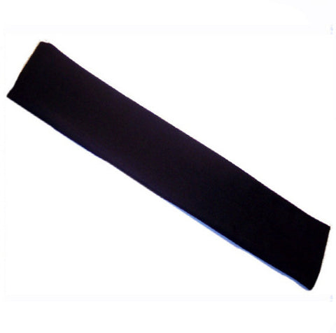 Chef headband Black Color - Fashion Designz Uniforms