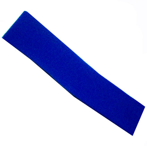 Chef headband Blue Color - Fashion Designz Uniforms