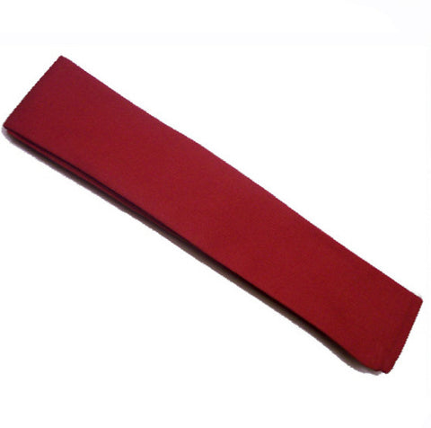 Chef headband Red Color - Fashion Designz Uniforms