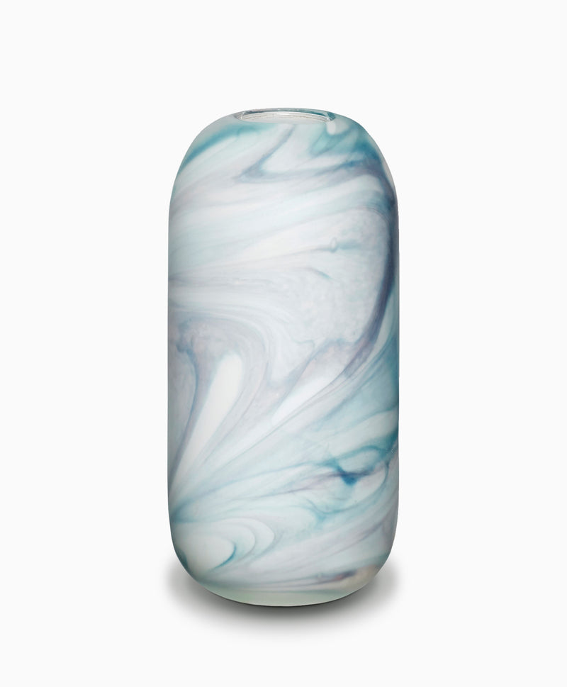 Marbled Vase Tall