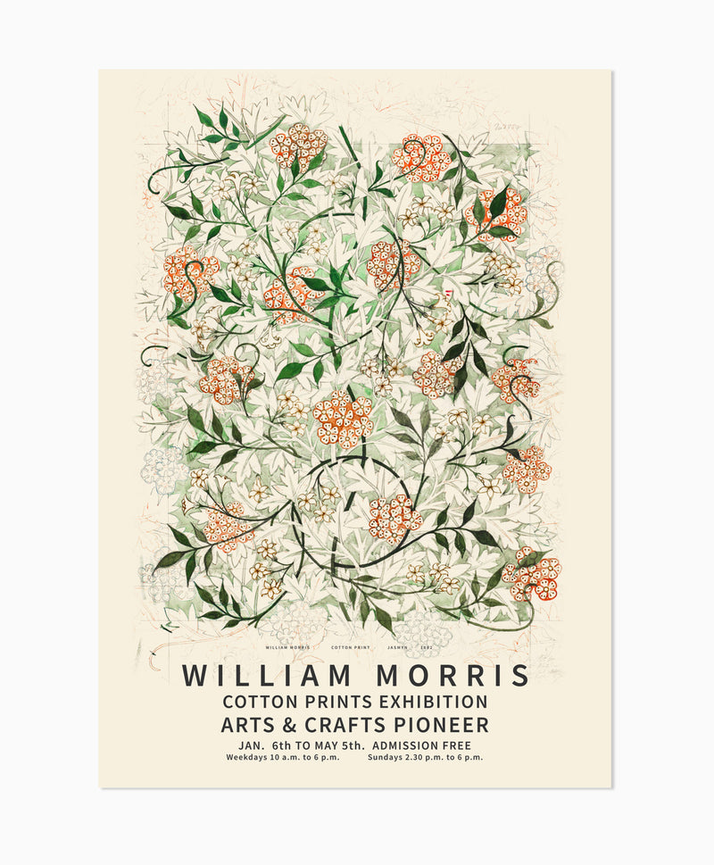 William Morris - Jasmyn