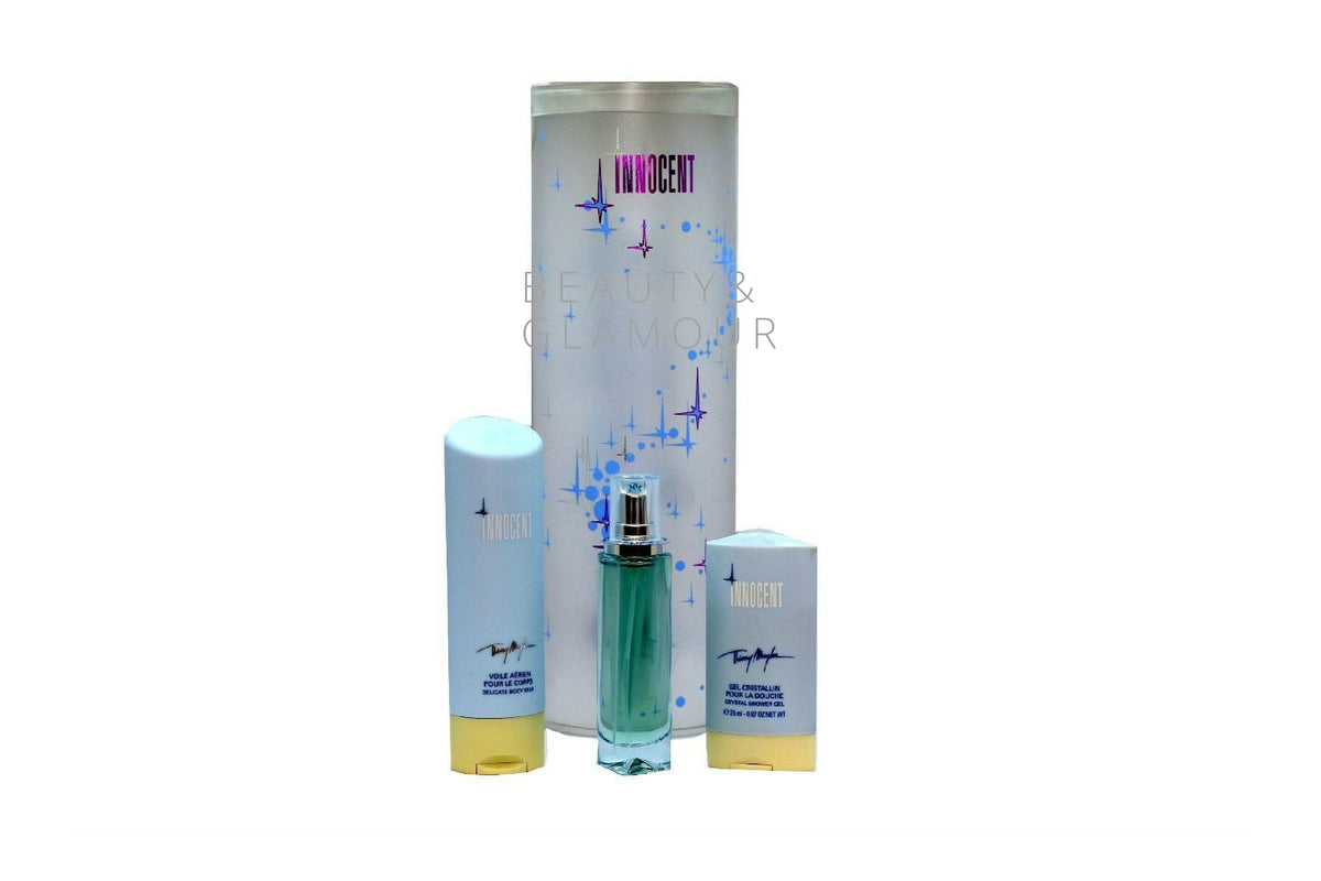 ANGEL INNOCENT BY THIERRY MUGLER EAU DE PARFUM SET