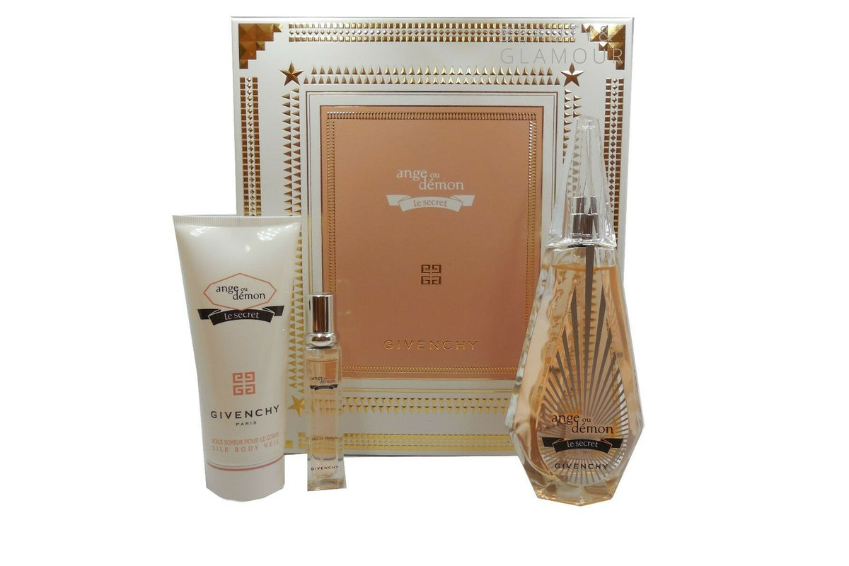 GIVENCHY ANGE OU DEMON LE SECRET EAU DE PARFUM SET