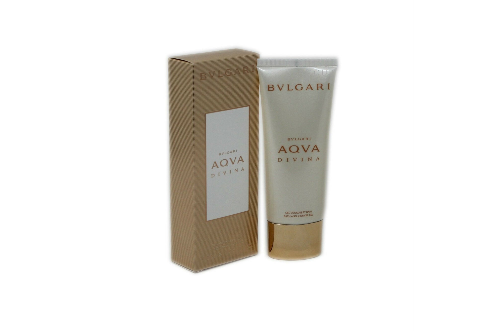 BVLGARI AQVA DIVINA BATH AND SHOWER GEL