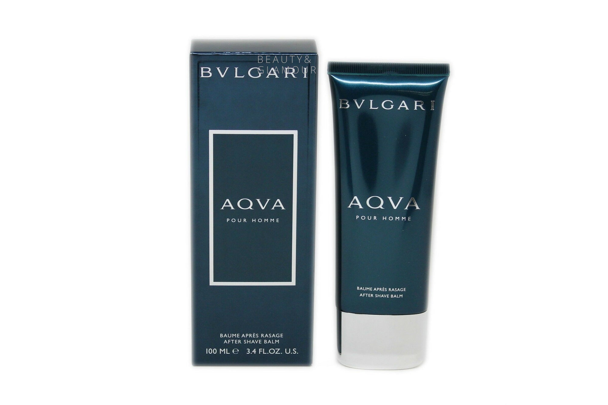 BVLGARI AQVA POUR HOMME AFTER SHAVE BALM