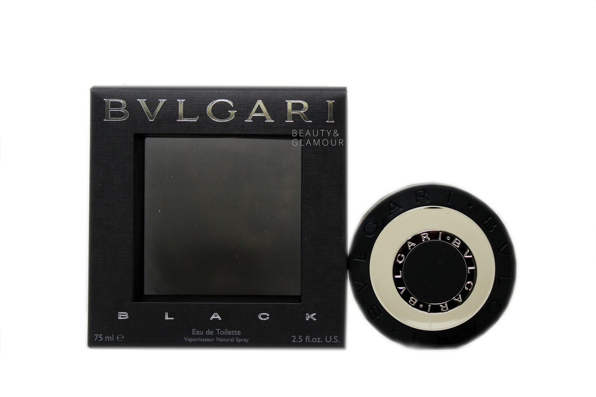 BVLGARI BLACK EAU DE TOILETTE NATURAL SPRAY