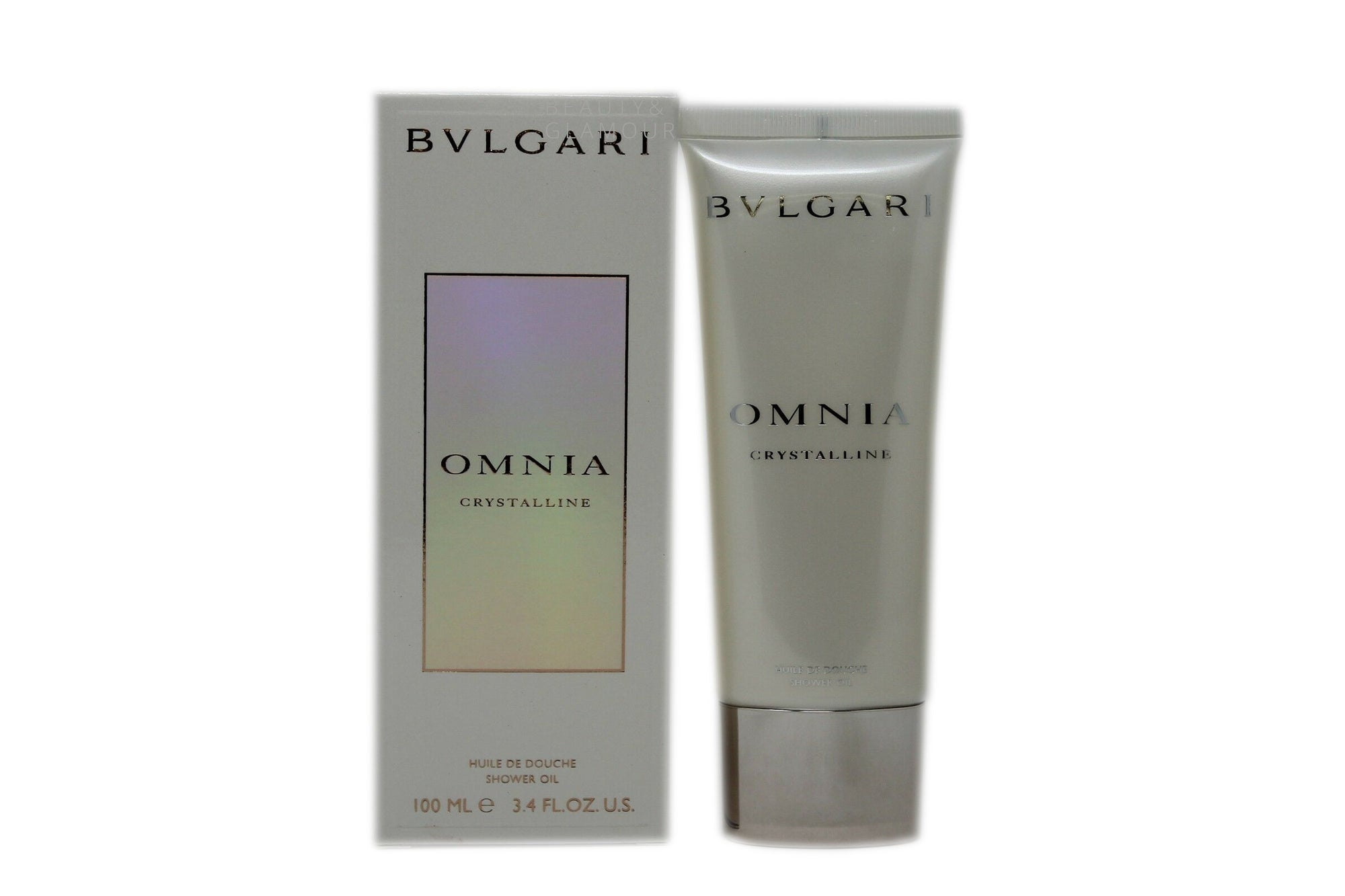 BVLGARI CRYSTALLINE SHOWER OIL