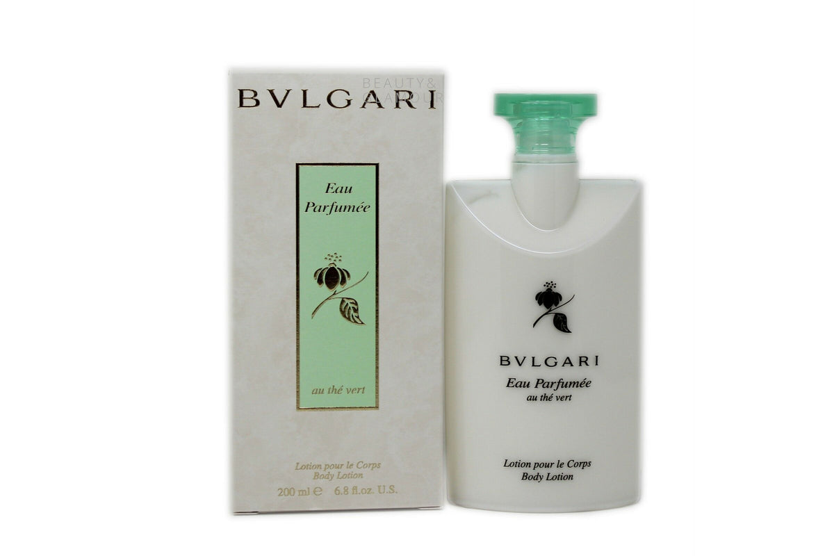 BVLGARI EAU PARFUMEE AU THE VERT BODY LOTION