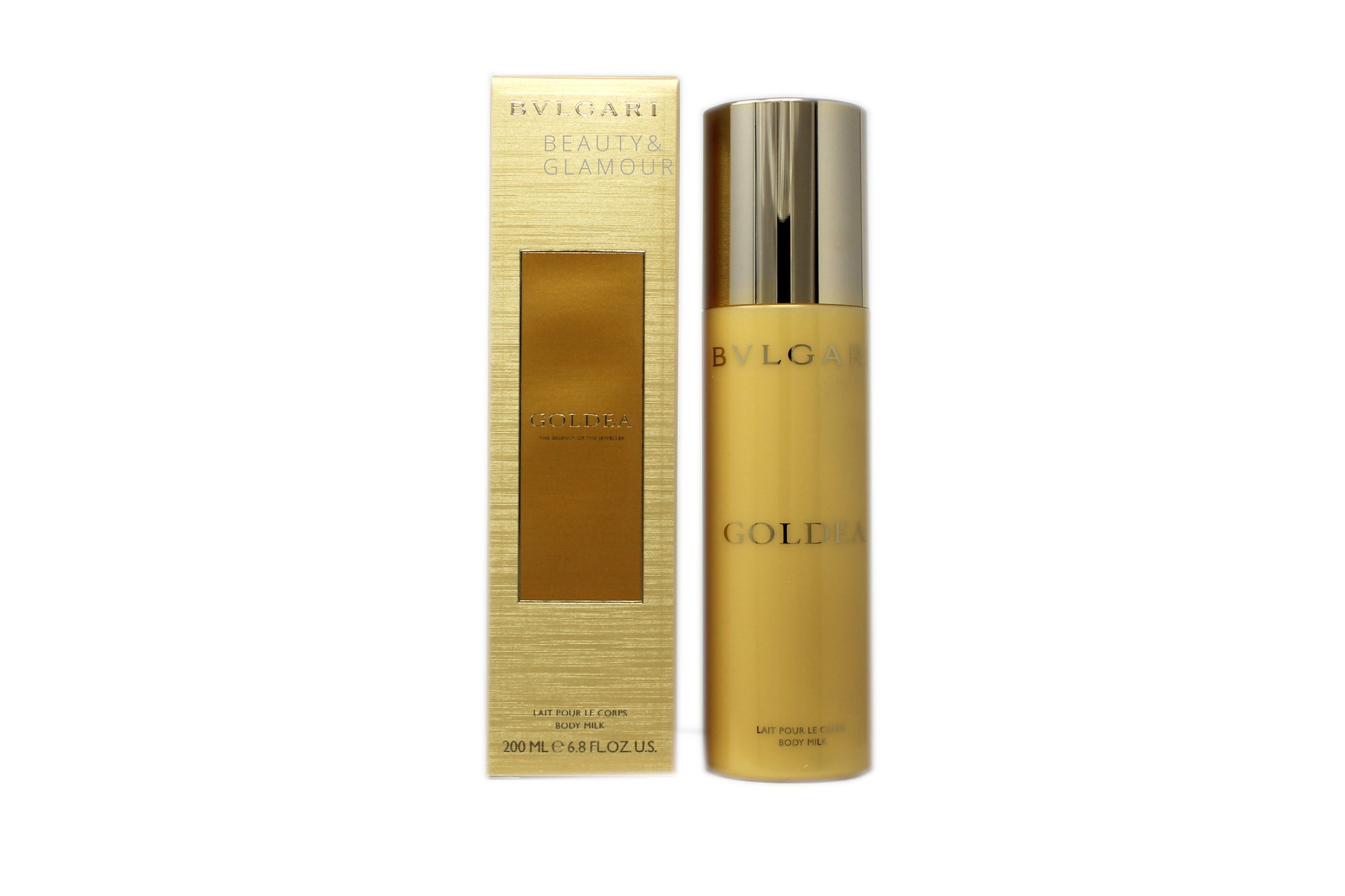 BVLGARI GOLDEA THE ESSENCE OF THE JEWELLER BODY MILK