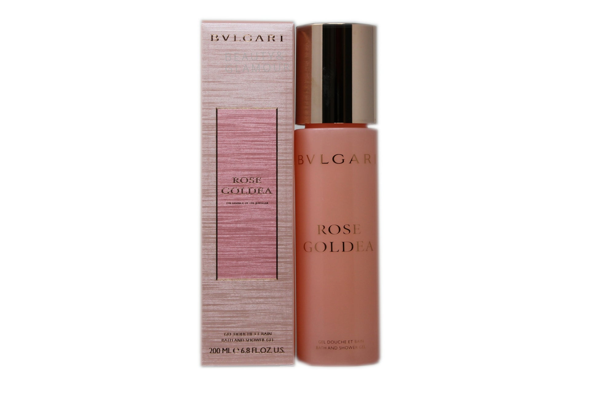 BVLGARI ROSE GOLDEA BATH AND SHOWER GEL