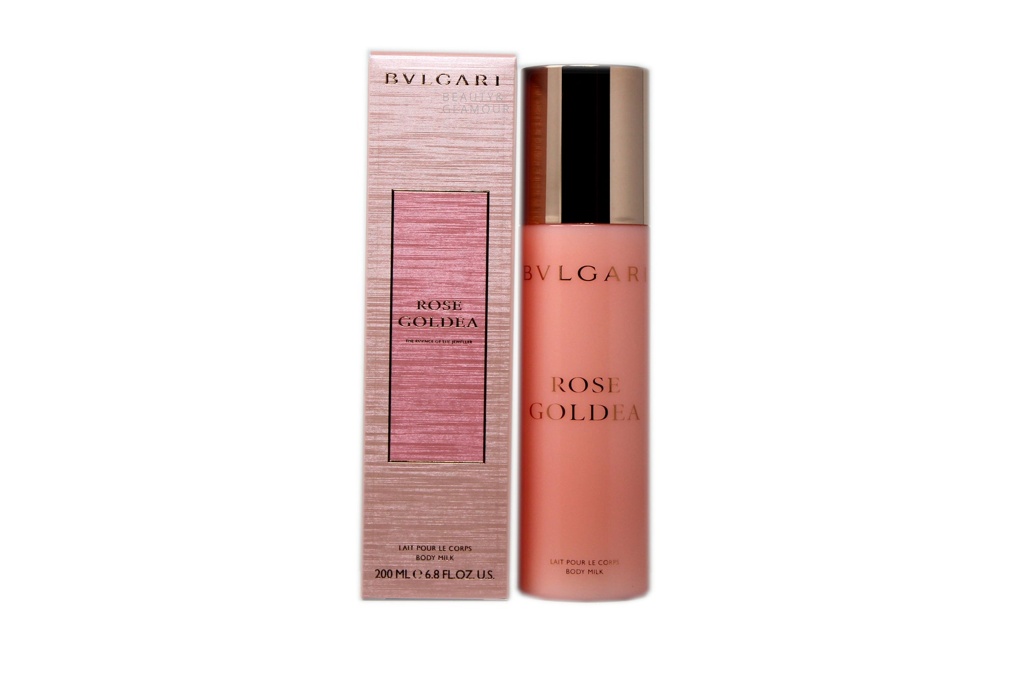 BVLGARI ROSE GOLDEA BODY MILK