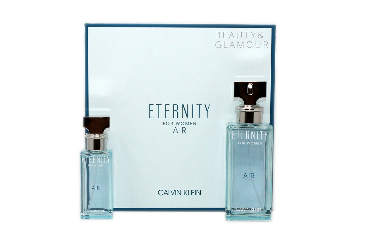 CALVIN KLEIN ETERNITY AIR EAU DE PARFUM SET