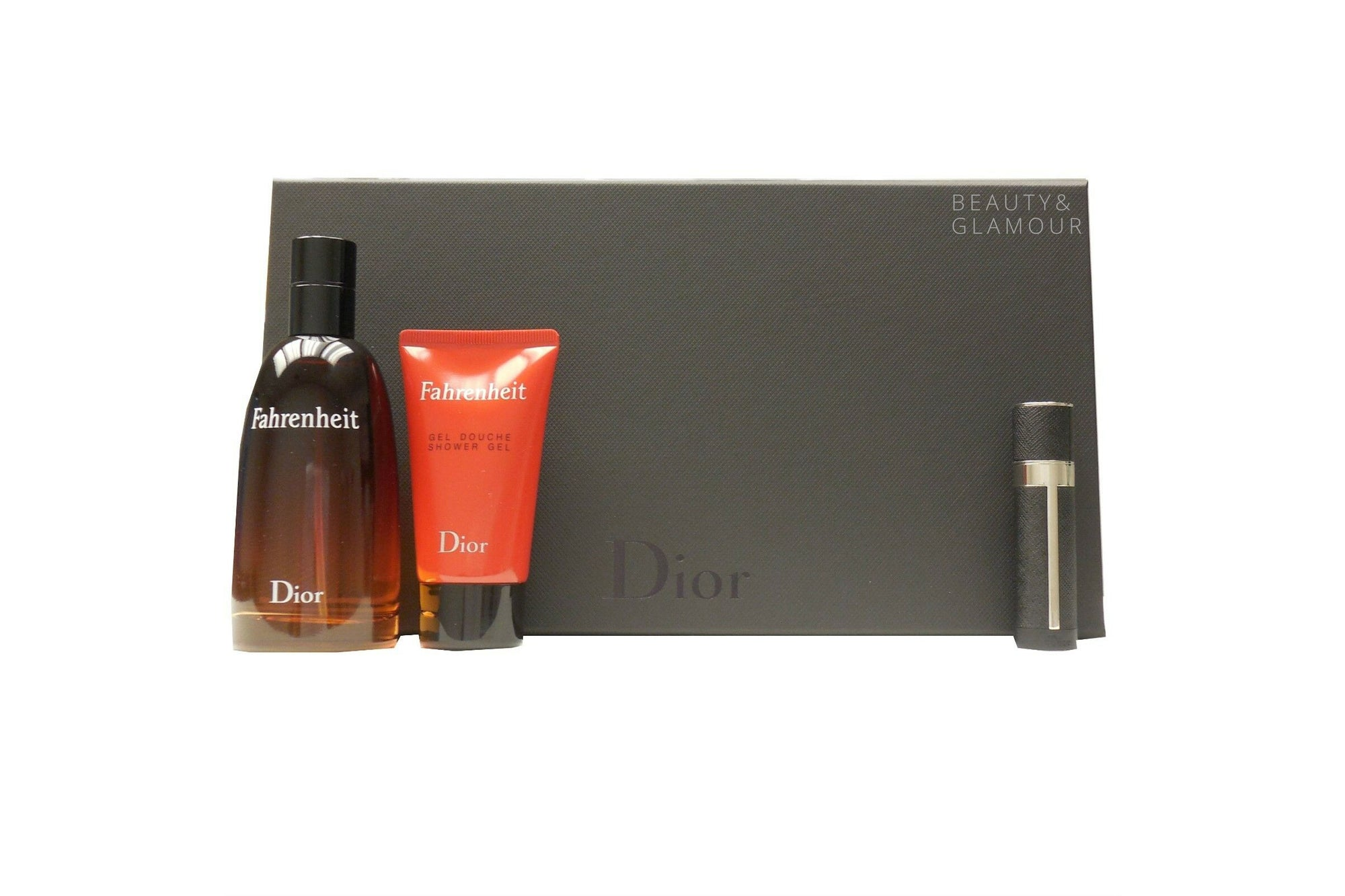 DIOR FAHRENHEIT 3 PIECE GIFT SET FOR MEN LIMITED EDITION