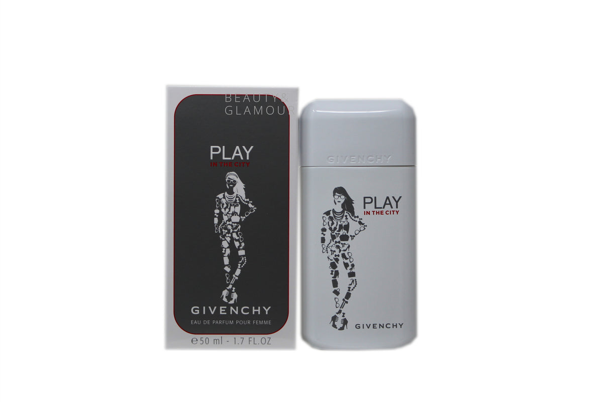 GIVENCHY PLAY IN THE CITY EAU DE PARFUM POUR FEMME SPRAY
