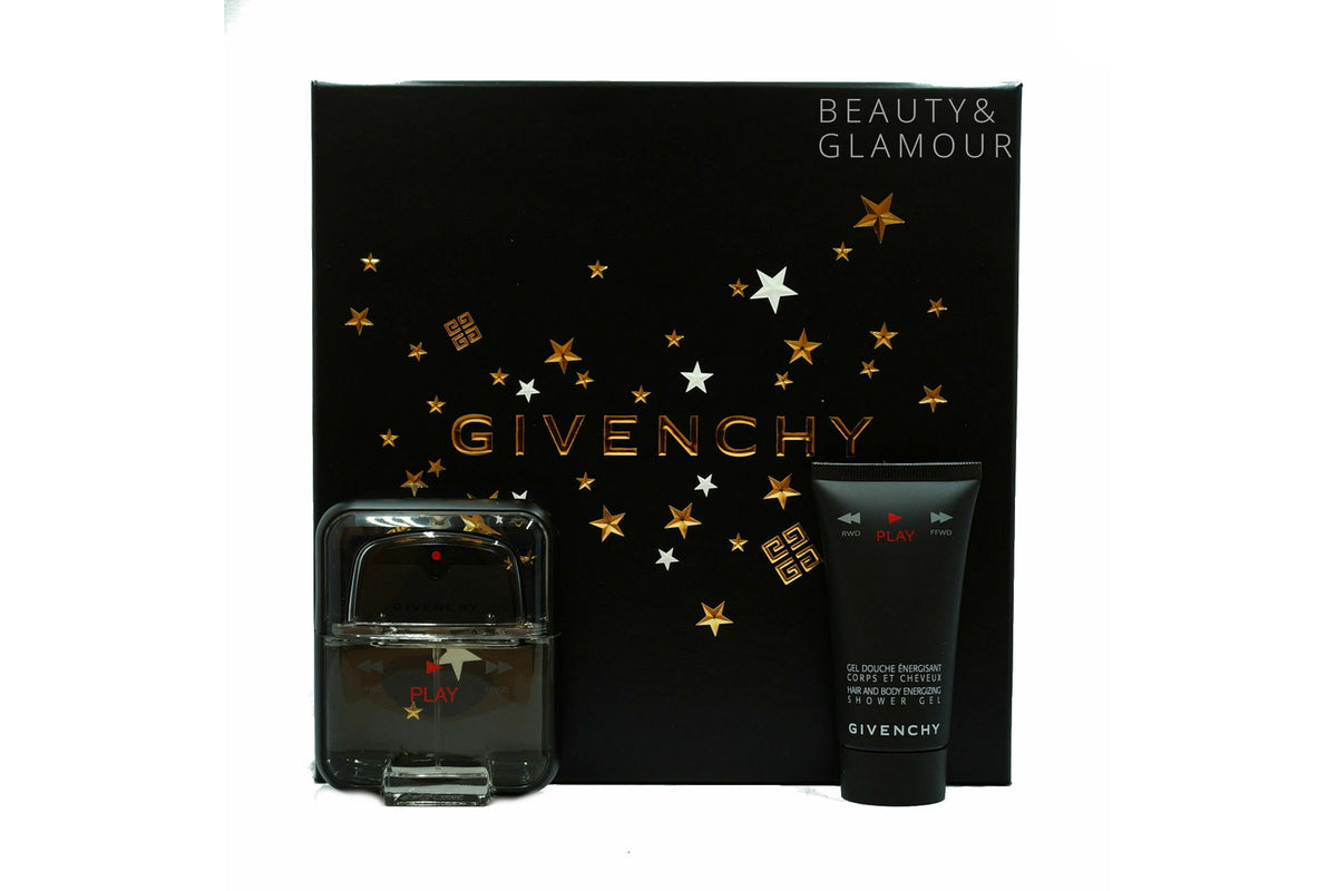 GIVENCHY PLAY EAU DE TOILETTE SET (P155034)
