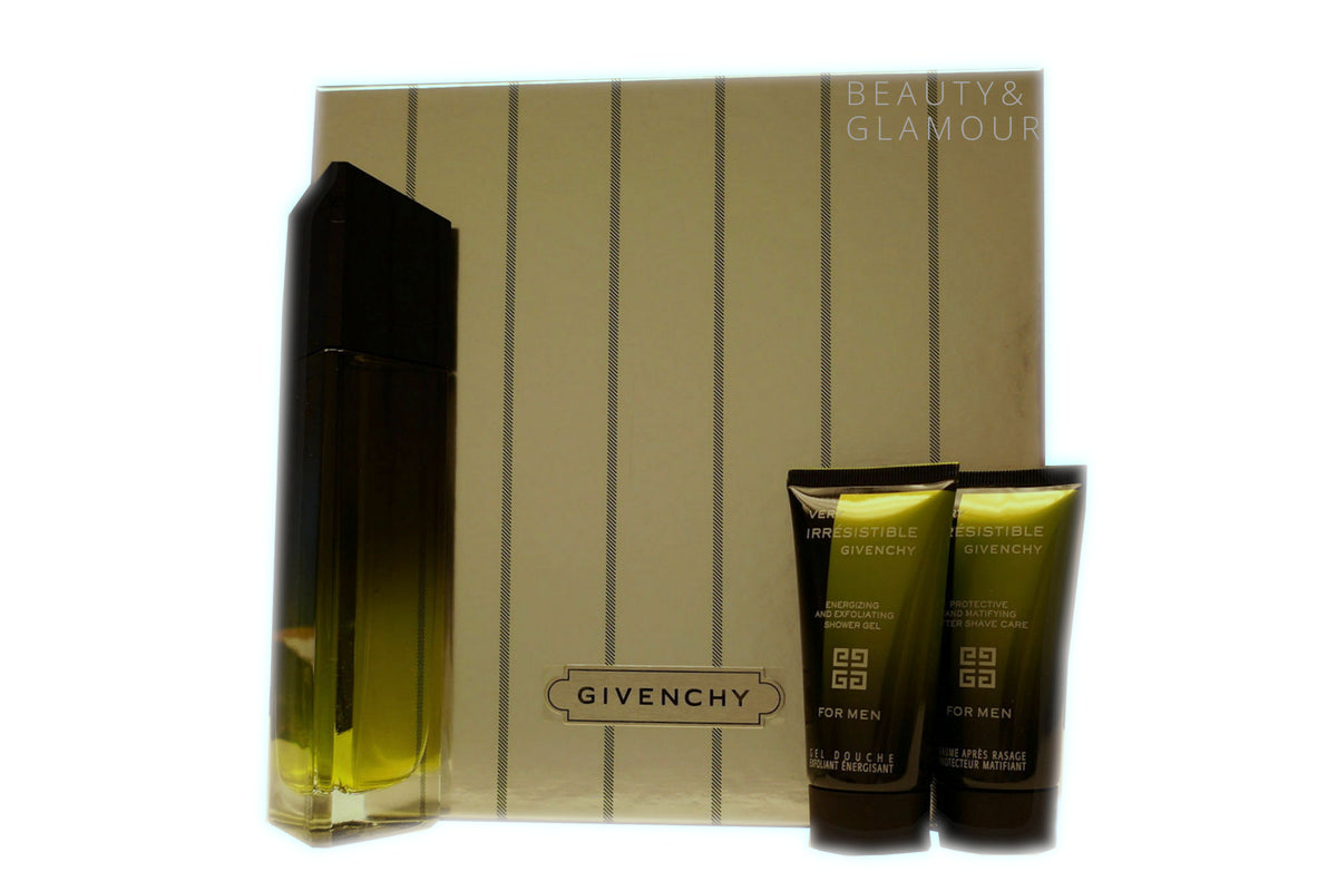 GIVENCHY VERY IRRESISTIBLE EAU DE TOILETTE SET