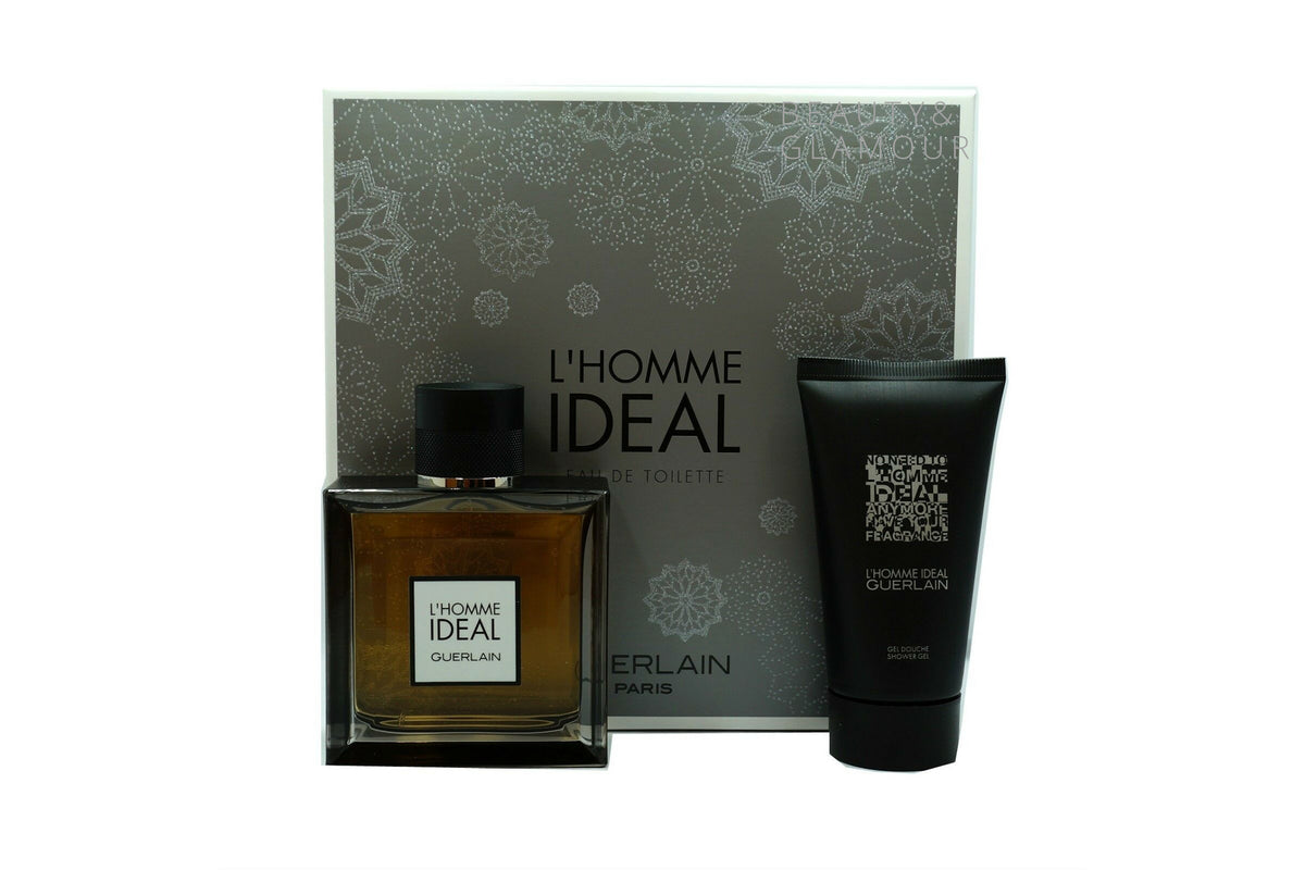 GUERLAIN L'HOMME IDEAL EAU DE TOILETTE SET