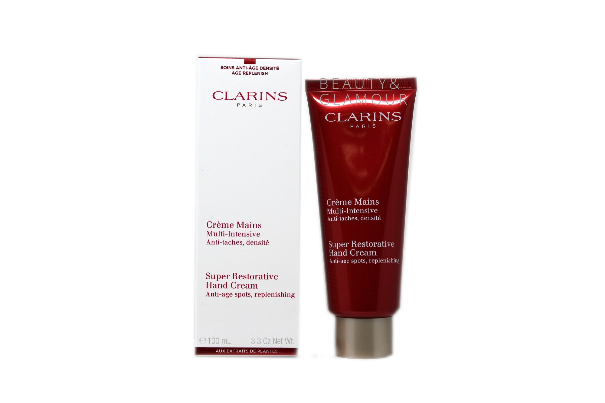 CLARINS SUPER RESTORATIVE HAND CREAM ALL SKIN TYPES