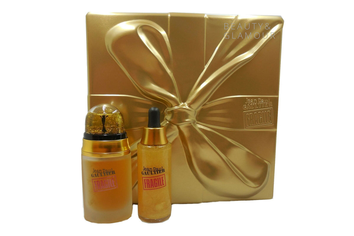 JEAN PAUL GAULTIER FRAGILE 2 PIECE GIFT SET FOR WOMEN