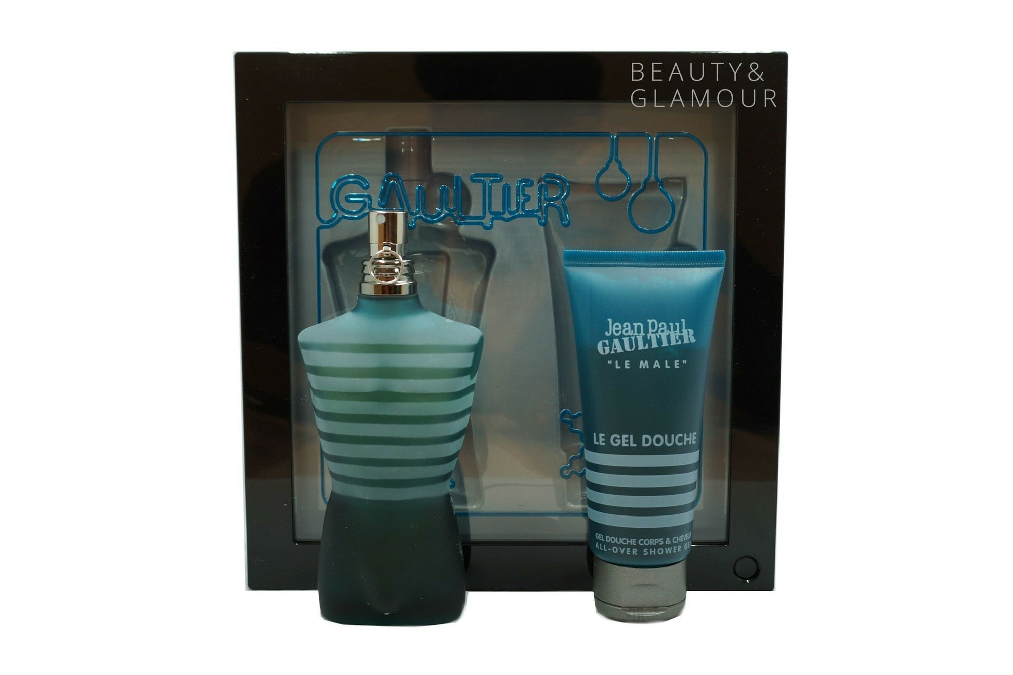 JEAN PAUL GAULTIER LE MALE 2 PIECE GIFT SET FOR MEN