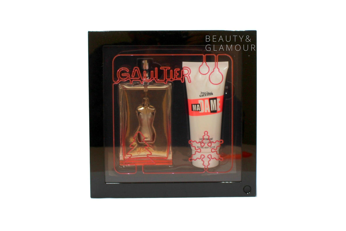 JEAN PAUL GAULTIER MADAME 2 PIECE GIFT SET FOR WOMEN