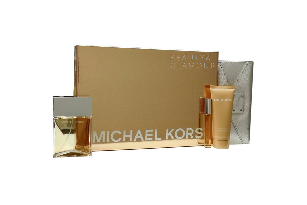 MICHAEL KORS WOMEN GORGEOUS HOLIDAY EAU DE PARFUM SET