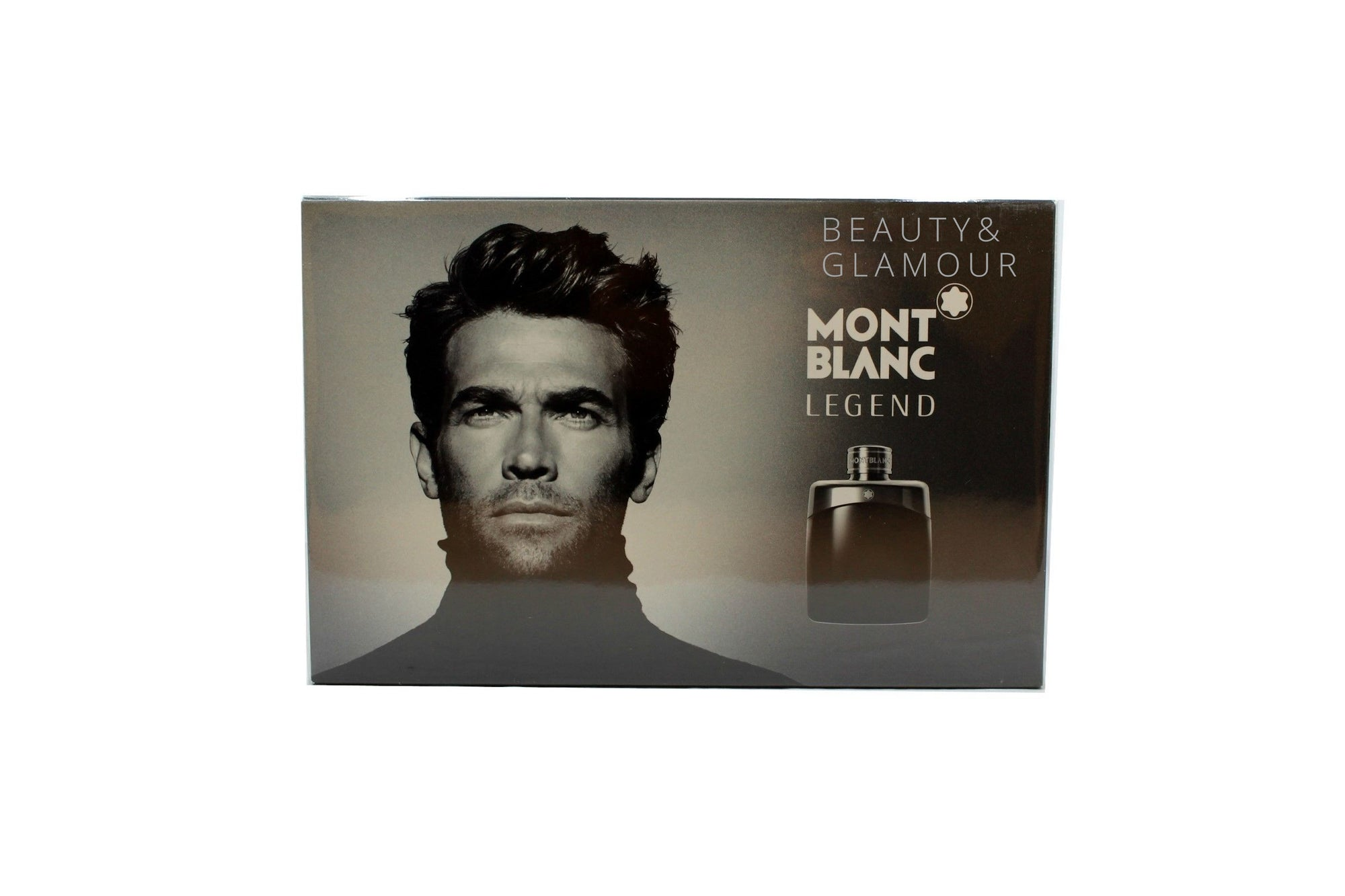 MONT BLANC LEGEND 2PC GIFT SET EAU DE TOILETTE SPRAY & AFTER SHAVE LOTION 100ML