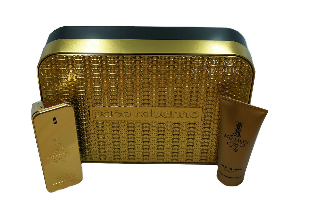 PACO RABANNE 1 MILLION EAU DE TOILETTE SET (PR65106020)