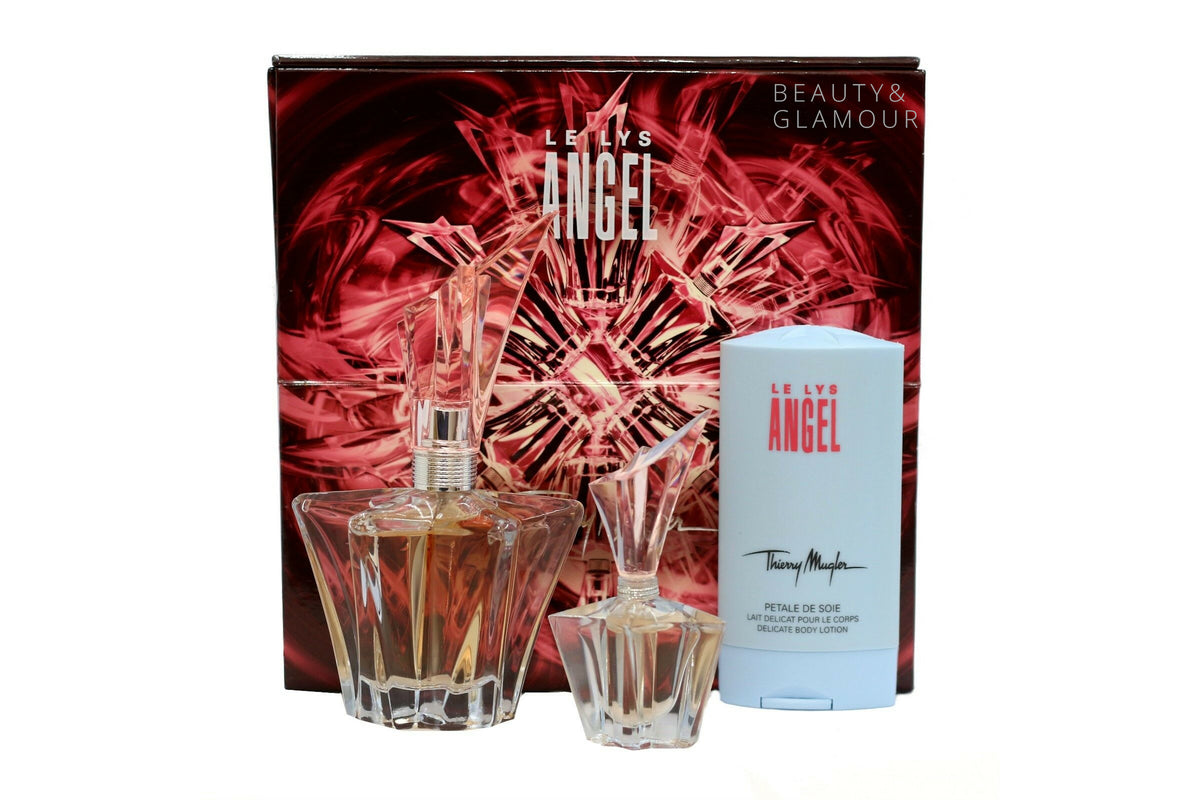 THIERRY MUGLER ANGEL LE LYS EAU DE PARFUM SET (TH228218)