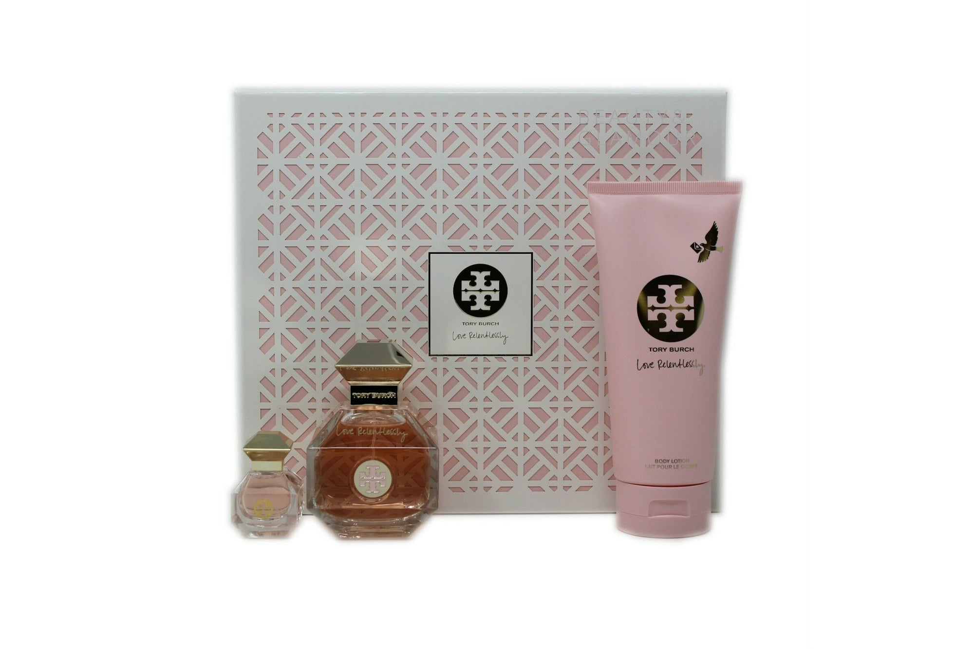 TORY BURCH LOVE RELENTLESSLY EAU DE PARFUM SPRAY 100 ML/3.4 FL.OZ.
