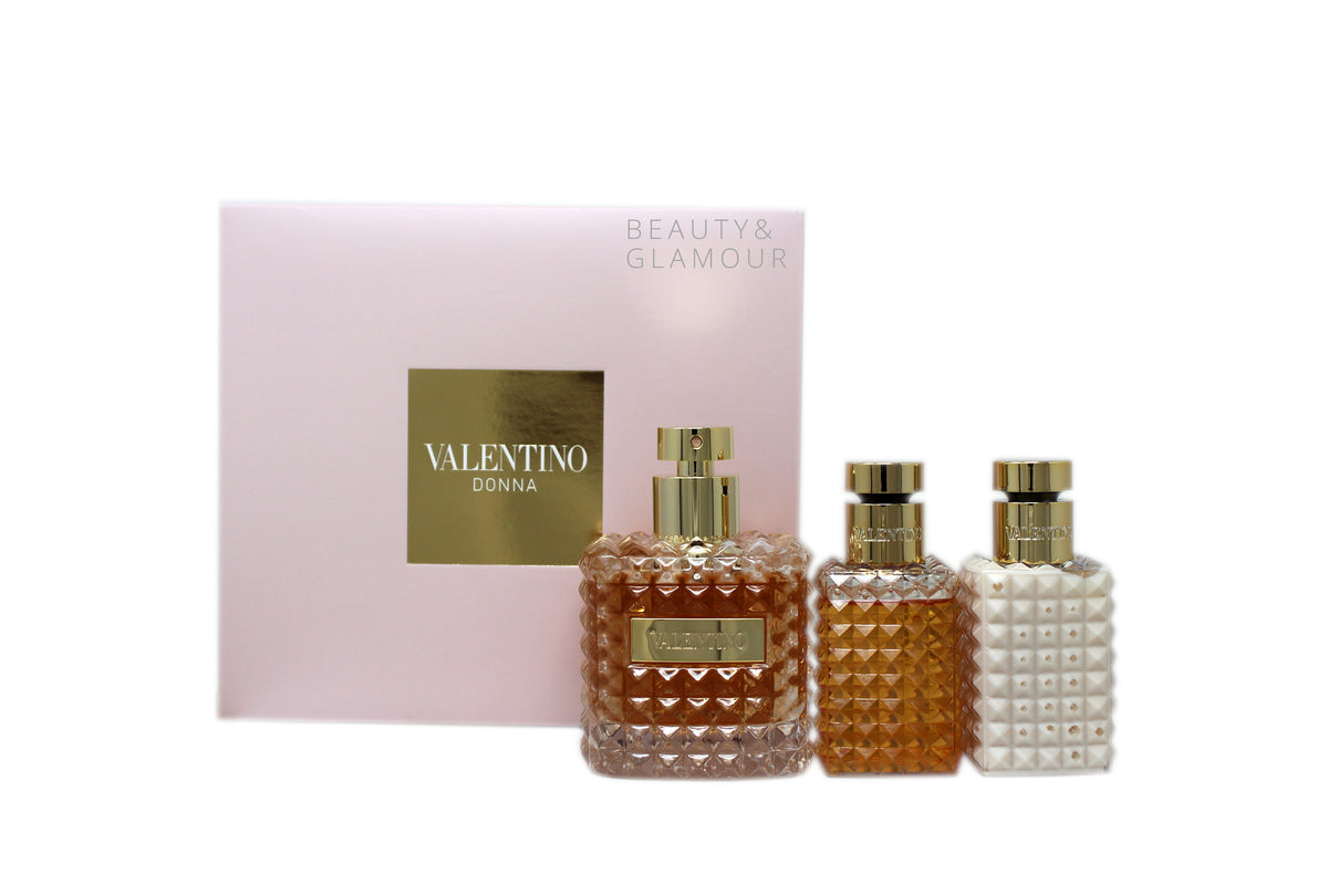 VALENTINO DONNA EAU DE PARFUM NATURAL SPRAY 100 ML/3.4 FL.OZ.
