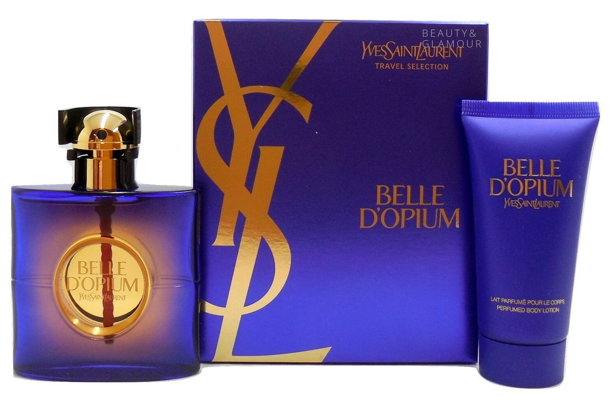 YVES SAINT LAURENT BELLE D'OPIUM EAU DE PARFUM SPRAY 50 ML/1.7 FL.OZ.