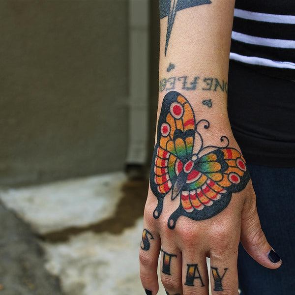 Ink Your Hands with These 6 Tattoos Ideas
