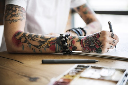 What To Expect Next Day After Getting Inked?