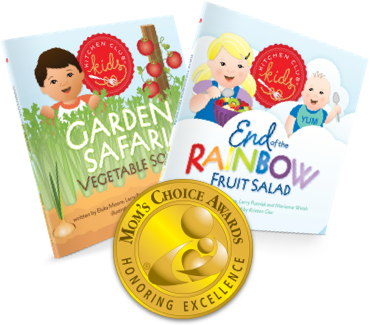 Mom's Choice Awards, Gold Medal, Award Winning Children's Books, Kitchen Club Kids