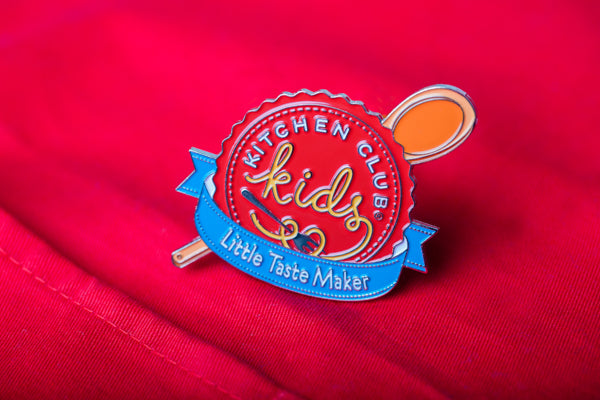 Little Taste Maker Apron Pin
