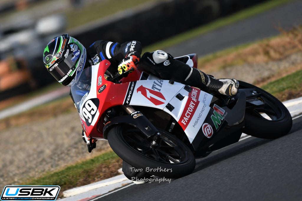 Tianda TDR300 debuts at Bishopscourt N.Ireland 21/09/2019