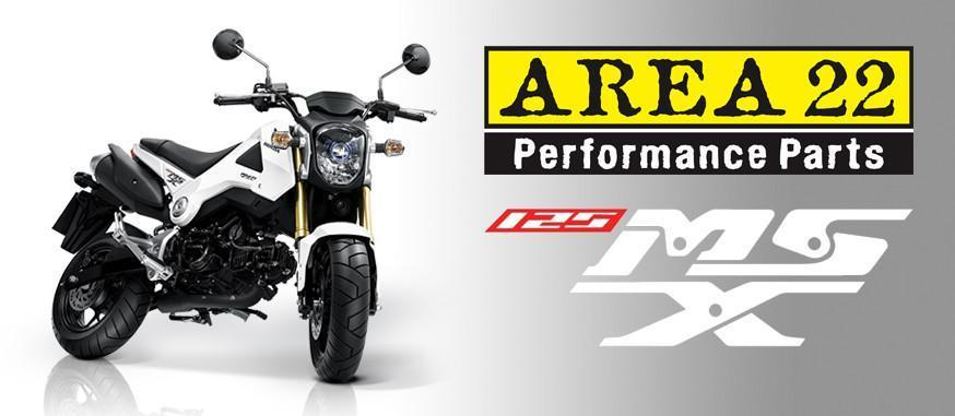 Honda MSX125 Grom accessories: FREE UK SHIPPING AND EXPRESS
