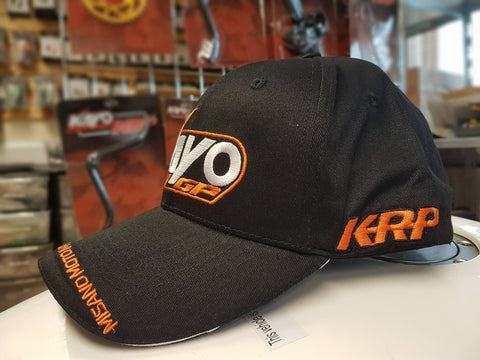 KAYO MINIGP & MISANO MOTO UK TEAMWEAR MOTORCYCLE HAT