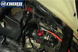 NIBBI Performance Air Filter Intake Curve Pipe Air Filter Elbow For GY6 Engine