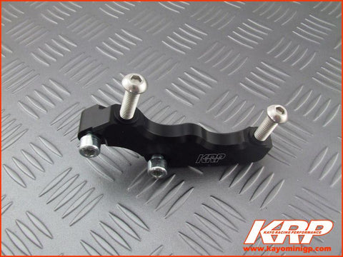 KRP-Mount for CNC Caliper with 245mm Disc - Black for Kayo MR150