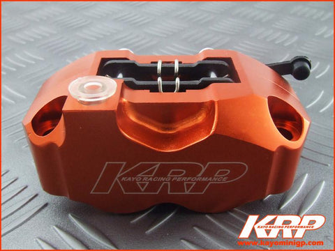 KRP-CNC Aluminum Front Brake Caliper for Kayo MR150