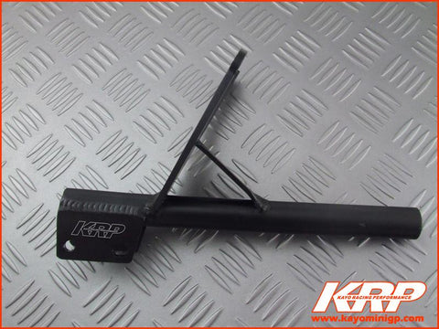KRP-CNC Aluminium Meter Stay - Black for Kayo MiniGP MR150 MR250