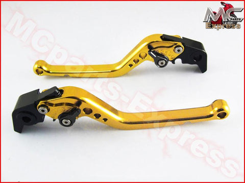Regular CNC Motorcycle Long Brake and Clutch Levers