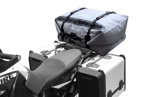 MOTO-SAC Rollie Universal Motorcycle Waterproof 60L Rear Dry Bag