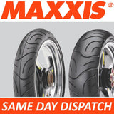 Maxxis Supermaxx Touring M6029 Motorcycle Tyres Set 120/70-17 + 180/55-17