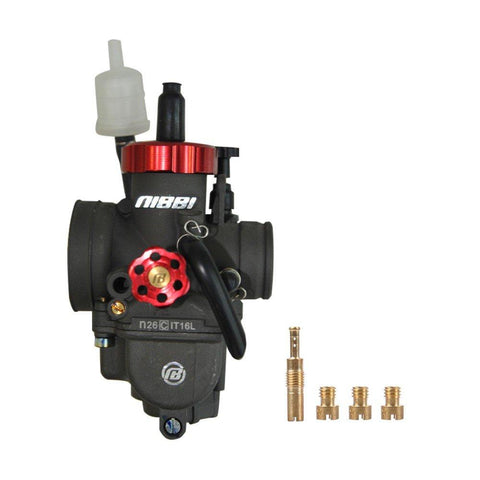 NIBBI PE26mm High Performance Racing Carburetor  Motorcycle