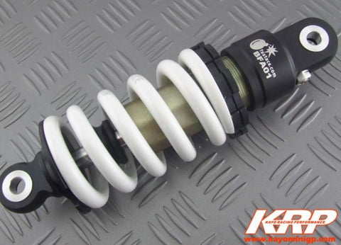 KRP-215mm Upgrade minigp Rear Shock-Improved dampening
