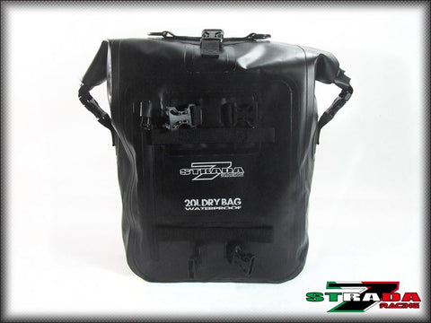 Strada 7 Racing 20L Motorcycle Dry Bag